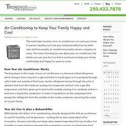 Air Conditioning For Your Family