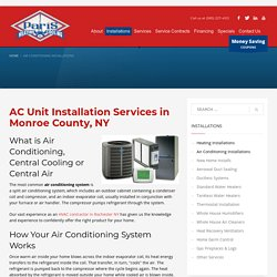 AC Repair Service Rochester NY, Air Conditioning Installation Greece
