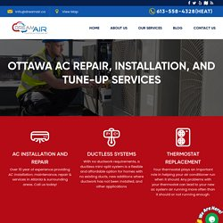 Ac Service Ottawa