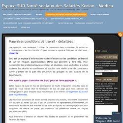 Espace SUD Santé sociaux des Salariés Korian - Medica