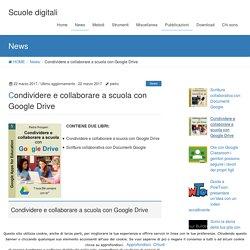 Condividere e collaborare a scuola con Google Drive