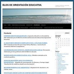 BLOG DE ORIENTACIÓN EDUCATIVA