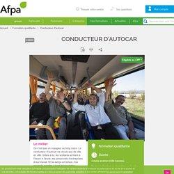Conducteur d'autocar