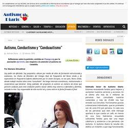 """Autismo, Conductismo y """"Conduautismo"""""""