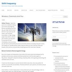 Barium Conducts Electromagnetic Energy