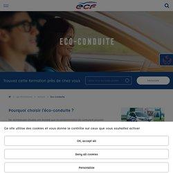 Eco Conduite - Formation à la conduite écologique avec ECF