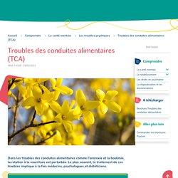 Troubles des conduites alimentaires (TCA) – Psycom – Santé Mentale Info