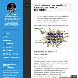 Conectivismo: una teoría del aprendizaje para la era digital