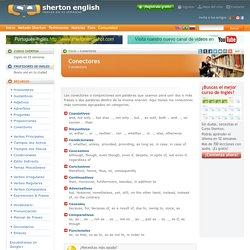 Conectores o Conjunciones en Inglés