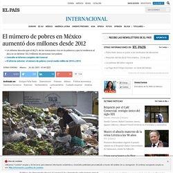Coneval: El número de pobres en México aumentó dos millones desde 2012