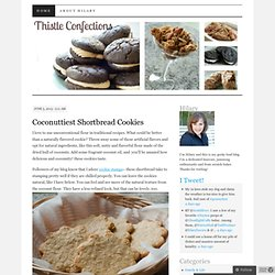 Thistle Confections | Lovingly Handmade Confections and Gifts