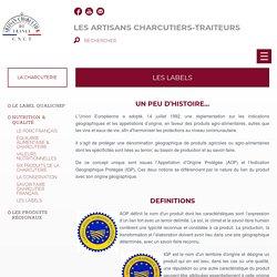 Les labels-Confédération Nationale des Charcutiers Traiteurs