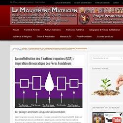 Confédération des 6 nations iroquoises