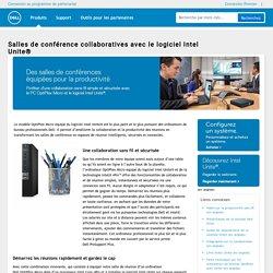 Salles de conférence collaboratives avec le logicielIntel Unite®