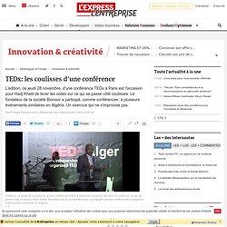 TED: les coulisses d'une conférence