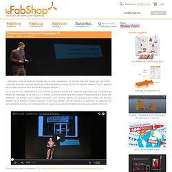 Conférence sur l'artisanat et l'impression 3D