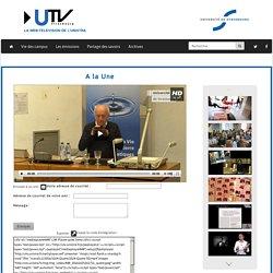 Conférence de Yves Quéré : Langue et science