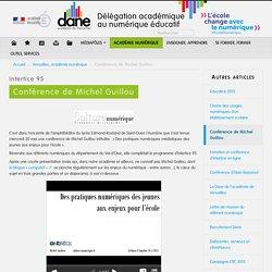 Conférence de Michel Guillou