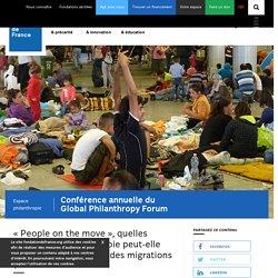 Conférence annuelle du Global Philanthropy Forum