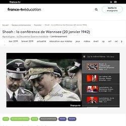 Shoah : la conférence de Wannsee (20 janvier 1942)