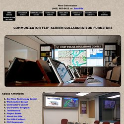 Get the awesome Flip Screen Furniture provider in the USA