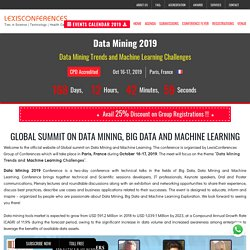 Data Science & Big Data Analytics Meetings