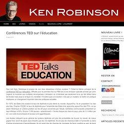 Conférences TED sur l'éducation - Ken Robinson