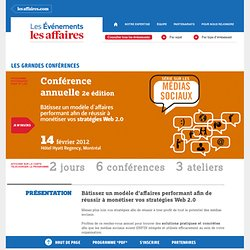 conference-annuelle-2e-edition- - grandes-conferences - evenements
