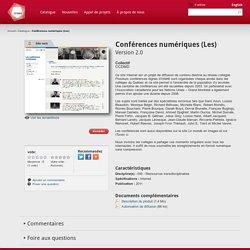 Conférences numériques (Les)