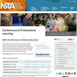 Conferences & Professional Development