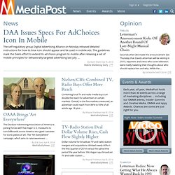 Publications Social Media & Marketing Daily 09/20