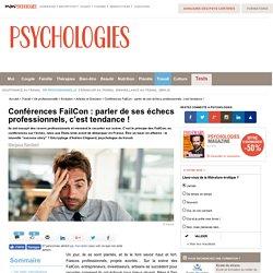 Conférences FailCon : parler de ses échecs professionnels, c'est tendance !