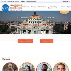 Conferencia Mundial de Voluntariado - 2016