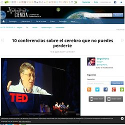 10 conferencias sobre el cerebro