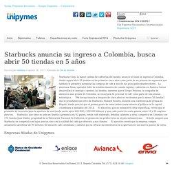Comunidad Latina Empresarial: Conferencias, consultorios y diplomados virtuales Starbucks llega a Colombia de la mano de Nutresa