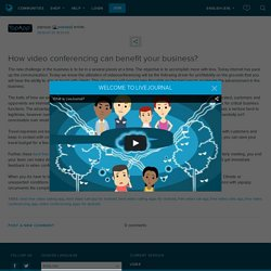 yapapp: How video conferencing can benefit your business?