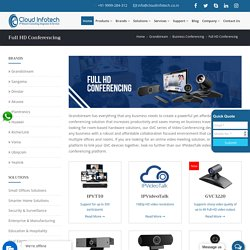 Business Conferencing Cloud Infotech