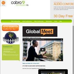 Video, Audio & Web Conferencing