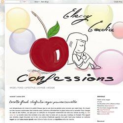 Cherry Cordia Confessions: Recette flash: clafoutis vegan prunes-cannelle