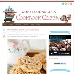 Confessions of a Cookbook Queen —