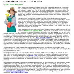 confessions of a bottom feeder, secrets of frugal living, the frugal life style, frugal lifestyle