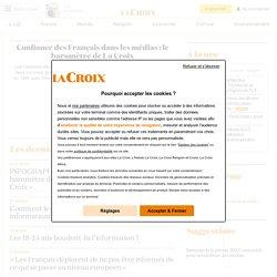 Confiance des Français dans les médias : le baromètre de La Croix