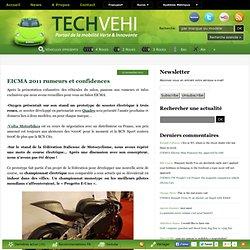 EICMA 2011 rumeurs et confidences