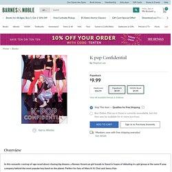 K-pop Confidential by Stephan Lee, Paperback