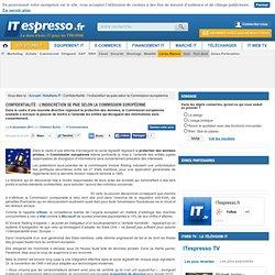 Confidentialité : l'indiscrétion se paie selon la Commission européenne