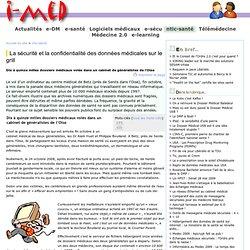 I-MED - La sécurité et la confidentialité des données médicales sur le grill