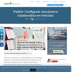Padlet: Configurar una pizarra colaborativa en minutos
