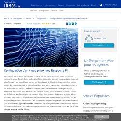 Configuration du logiciel ownCloud sur Raspberry Pi - IONOS