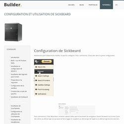 Configuration et utilisation de Sickbeard - Klick.frKlick.fr