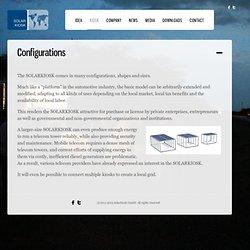 Configurations ‹ SOLARKIOSK